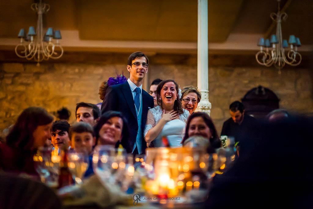 fotos de boda en el Palacio de los Medinilla