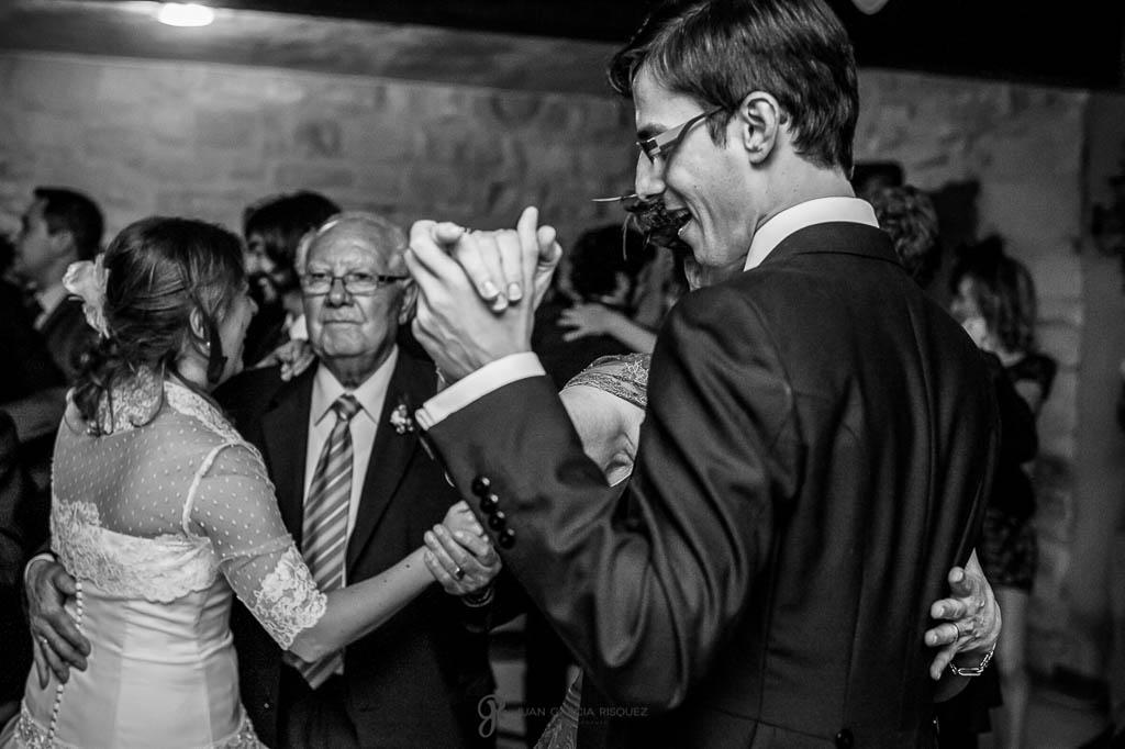 fotos de boda civil en Palacio de los Medinilla