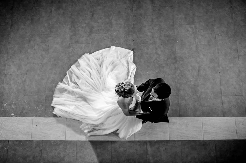 reportaje de boda en Finca Casa de Oficios plano desde arriba