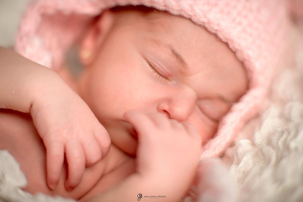 reportaje de bebe recien nacido para recuerdo