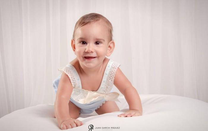 reportaje de fotografías de recuerdo de bebés