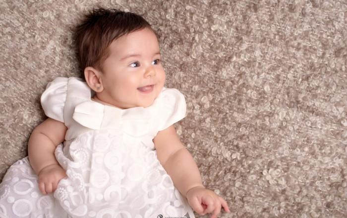reportaje de bebés encantadores en Jaen