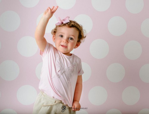 Reportaje fotográfico bebe – Carla