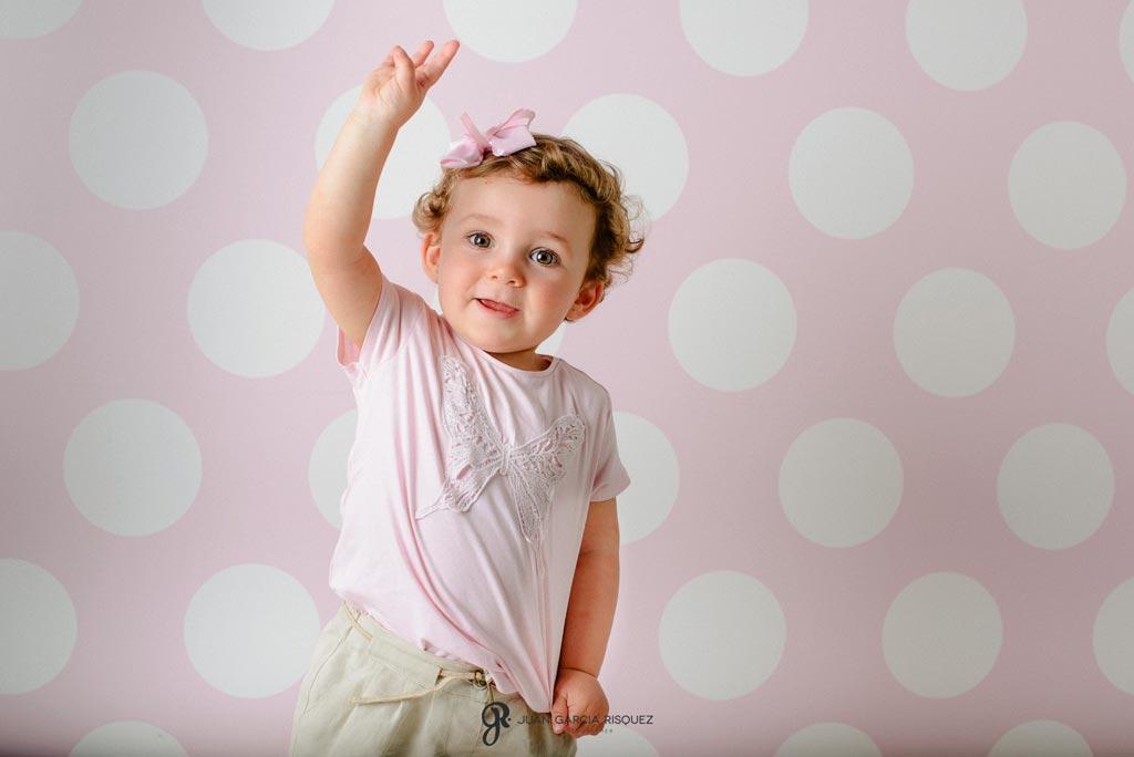 estudio de fotos para reportaje fotográfico de niños