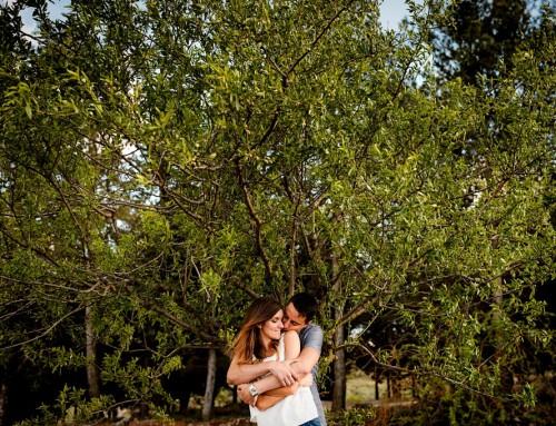 Sergio & Elena, un amor de pelicula, preboda en Jaén