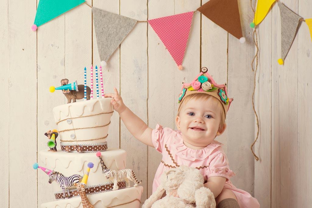 reportaje de fotos de recuerdo de bebes y niños