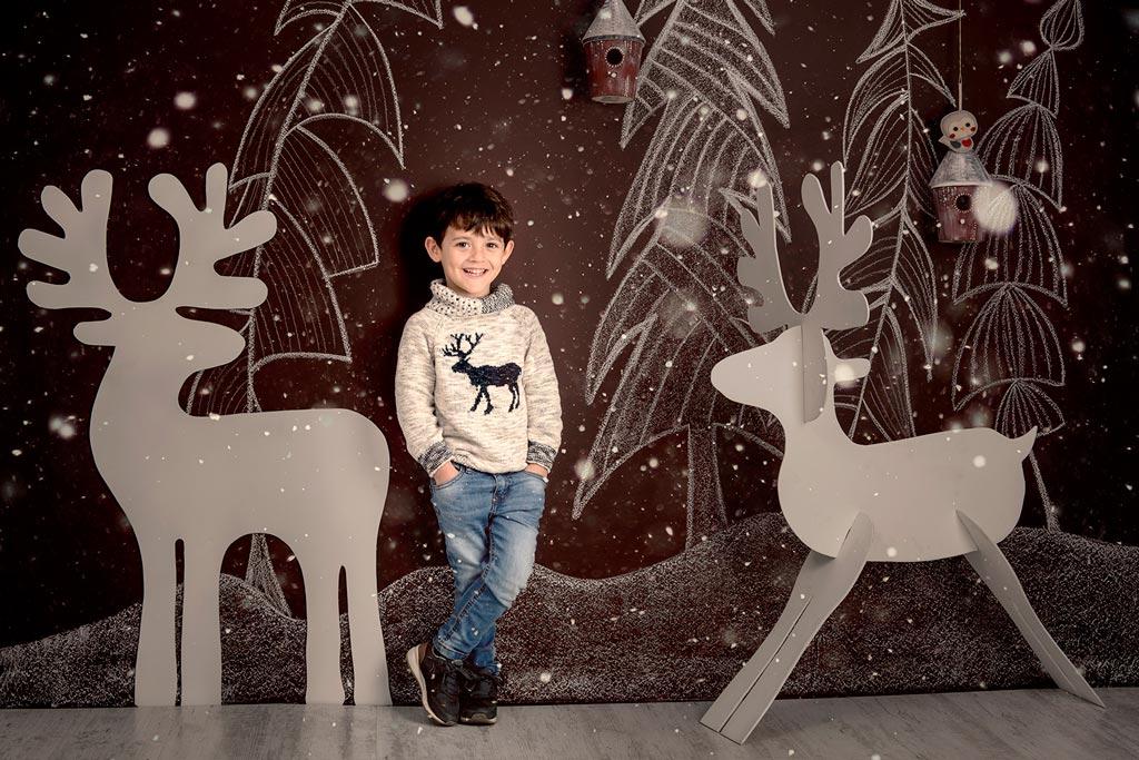 estudio de fotografia en jaen para reportaje de fotos en navidad