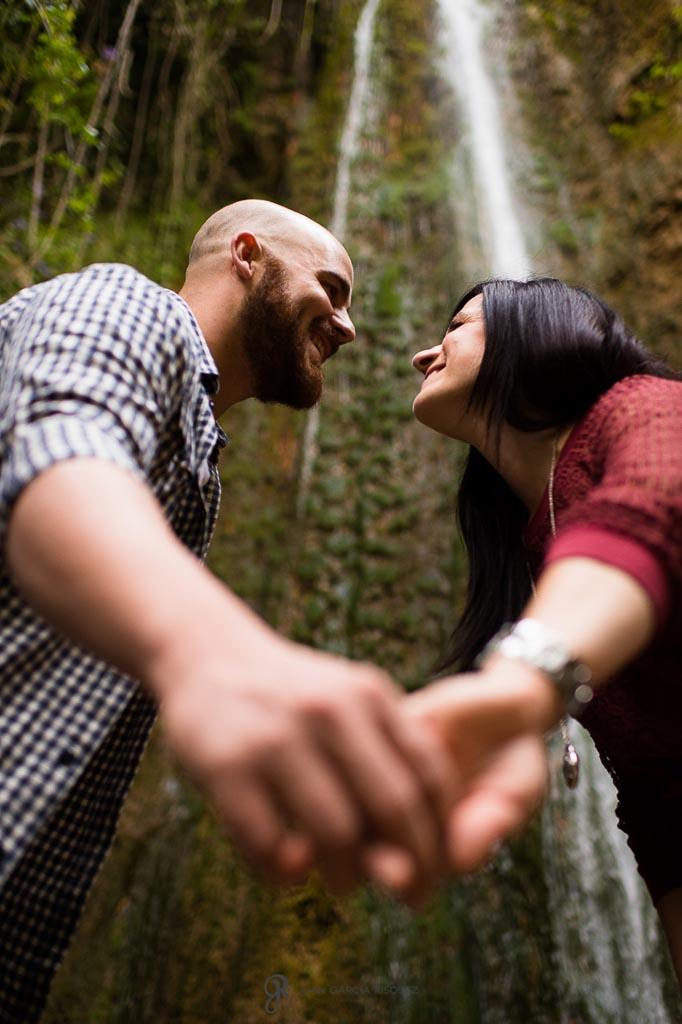 reportaje de fotos romantico para preboda en Valdepeñas Jaen