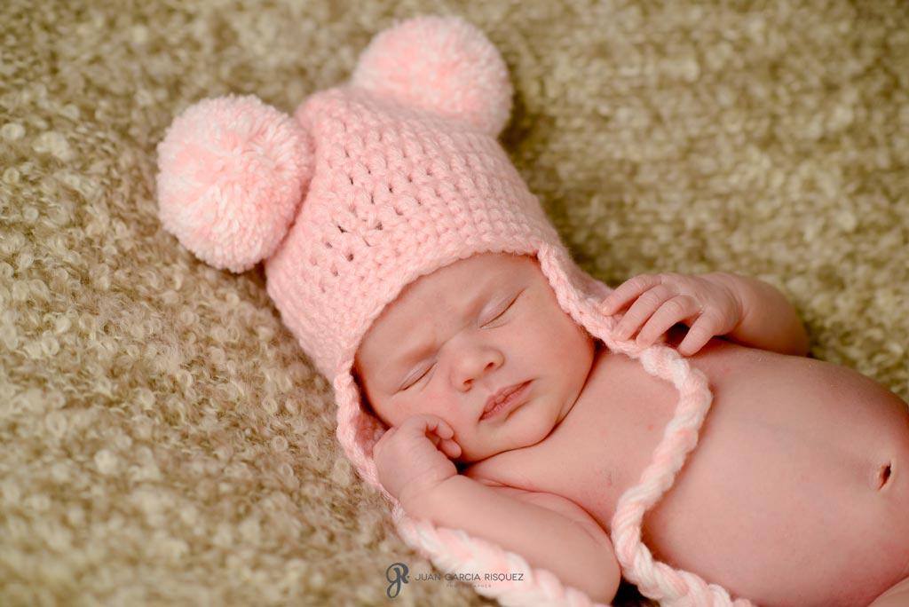reportaje fotografico de bebe recien nacido