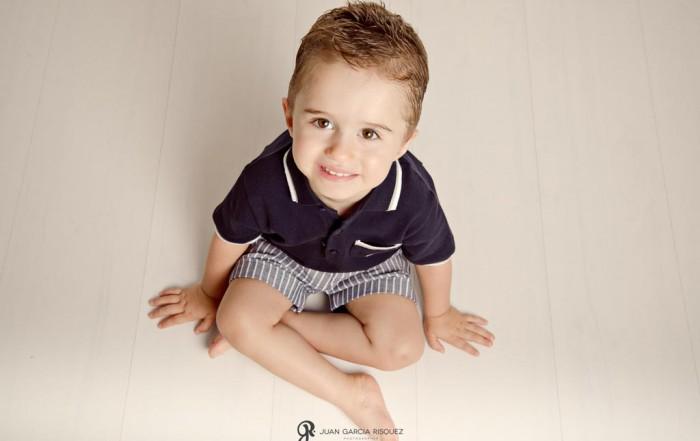 reportaje fotográfico para niños en estudio