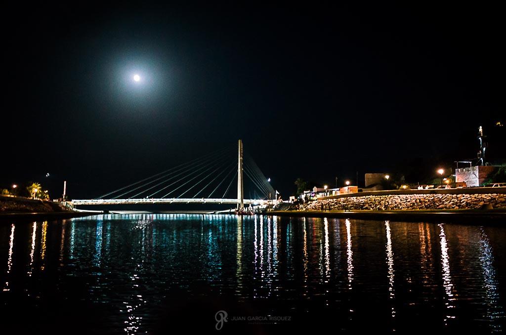 Fotografia nocturna en Málaga