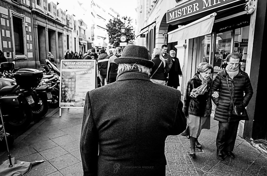 Fotografías de calle en Sevilla