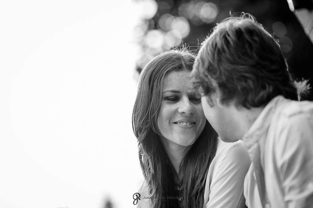 reportaje de fotos diferente para parejas