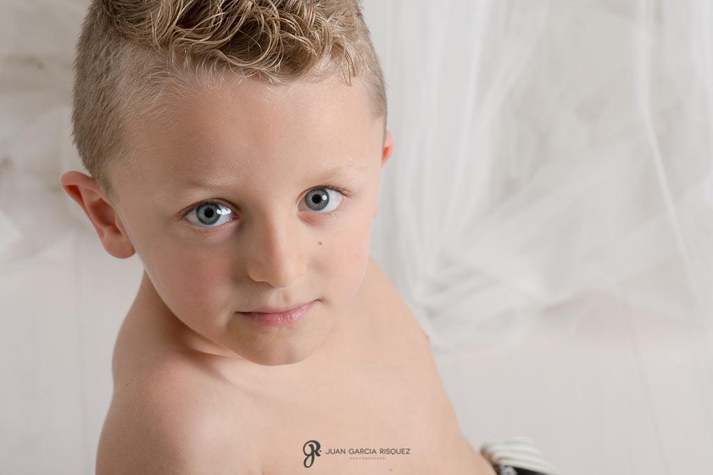 fotos de retrato para niños