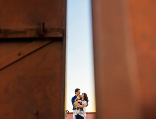 Fotos de familia al aire libre