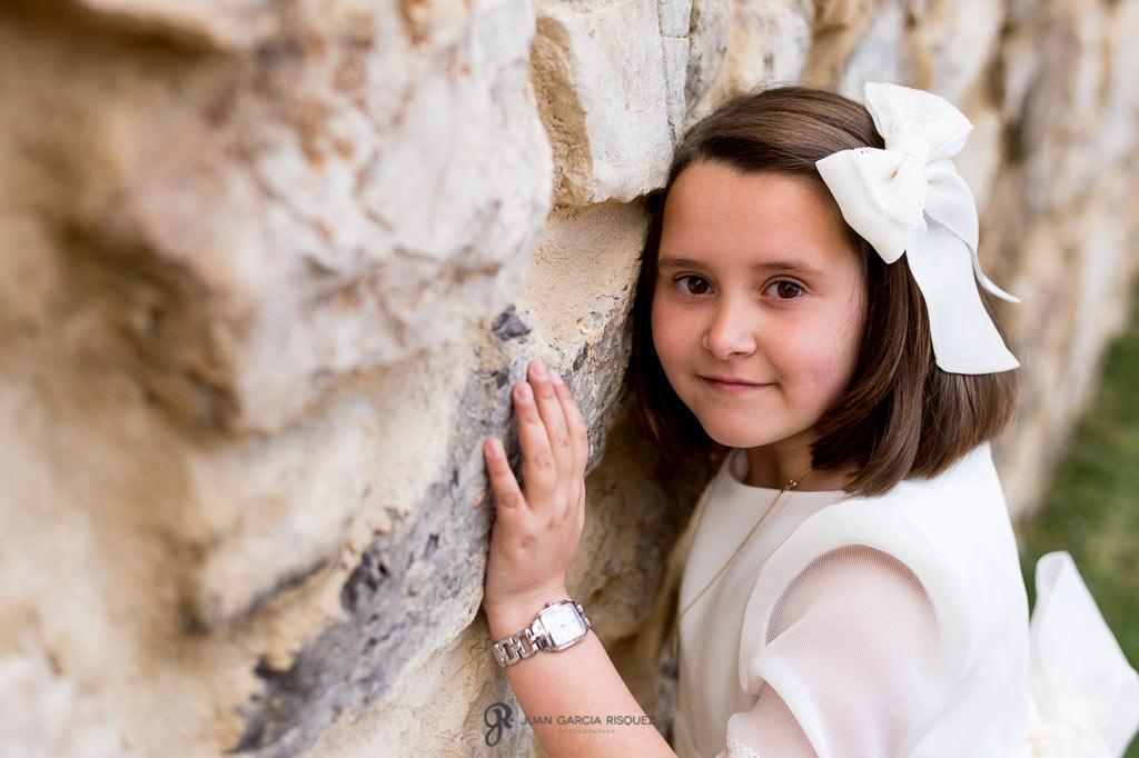 Fotos bonitas de niñas de primera comunión