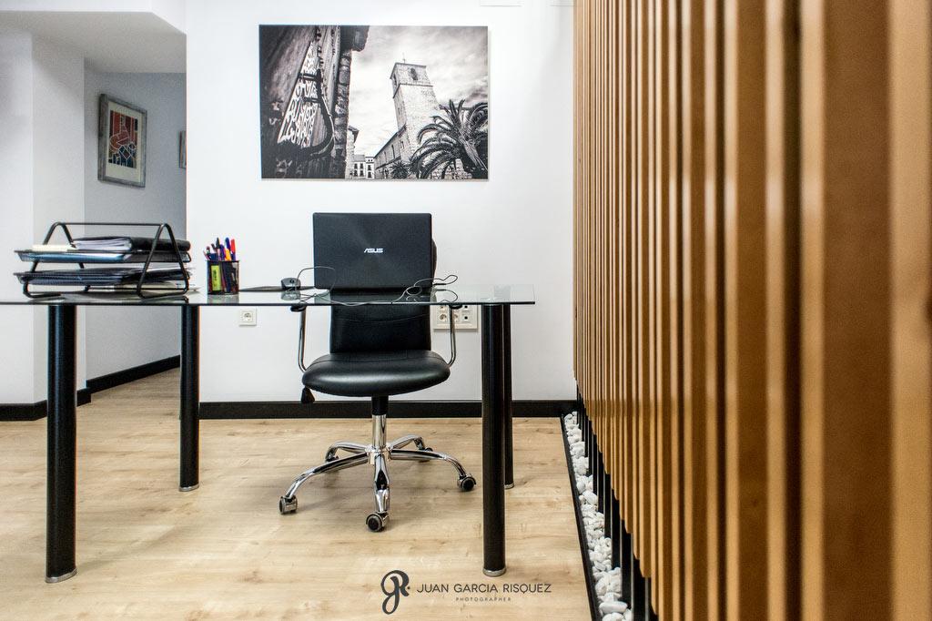 Fotografías de interiorismo minimalistas en Jaén