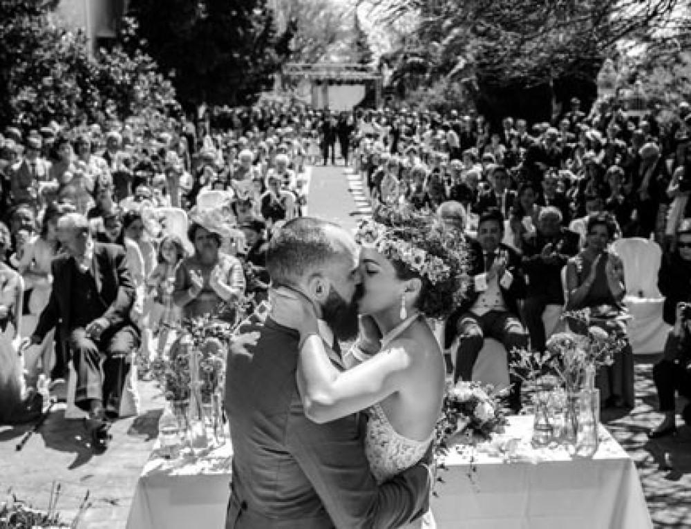 Fotógrafo de bodas en Martos, Julio & María