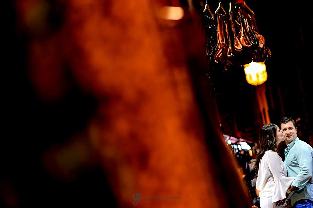 Reportaje fotográfico nocturno por la judería de Granada