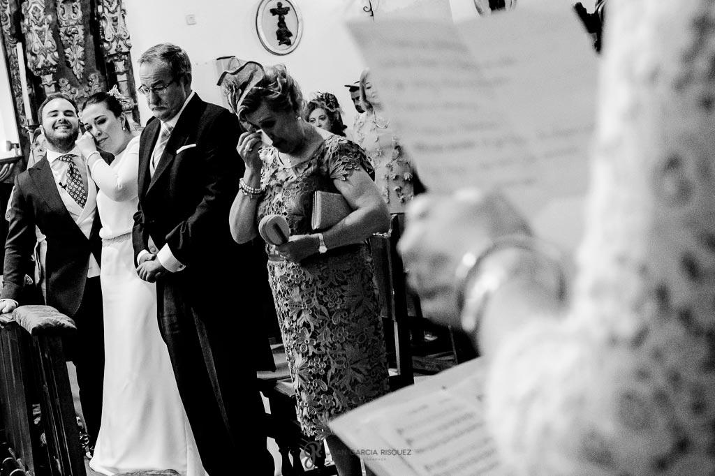 Fotografías emocionantes de una ceremonia religiosa en Jaén