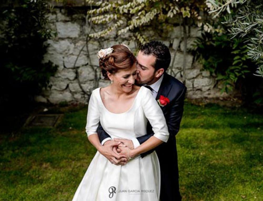 Reportaje de boda civil de Vicky y Paco