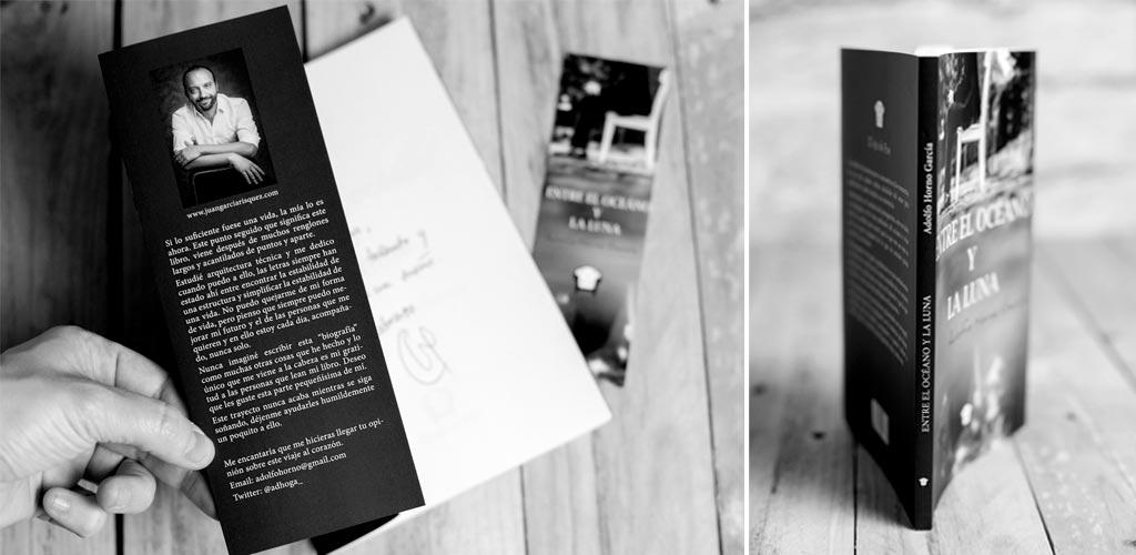 Fotografías para portadas de libros en Jaén