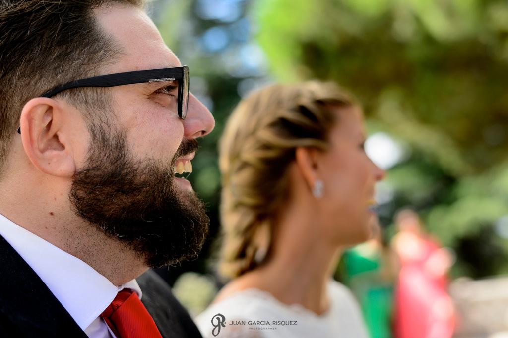 Fotos emocionantes durante la ceremonia en Finca Fuentepizarro Madrid