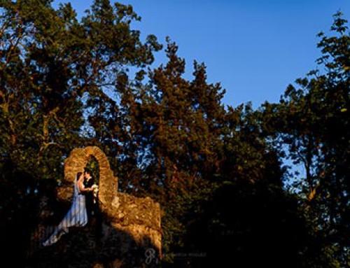 Reportaje de boda en el Carmen de los Mártires