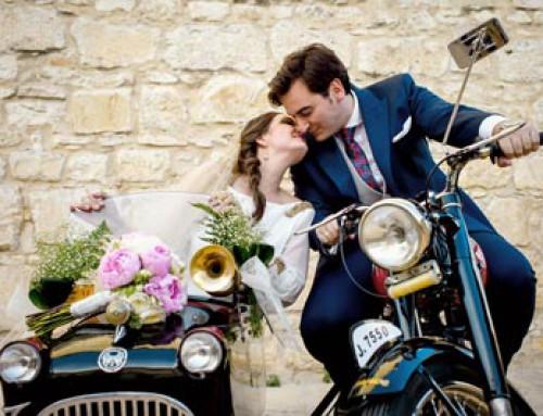 5 opciones de transporte para tu boda
