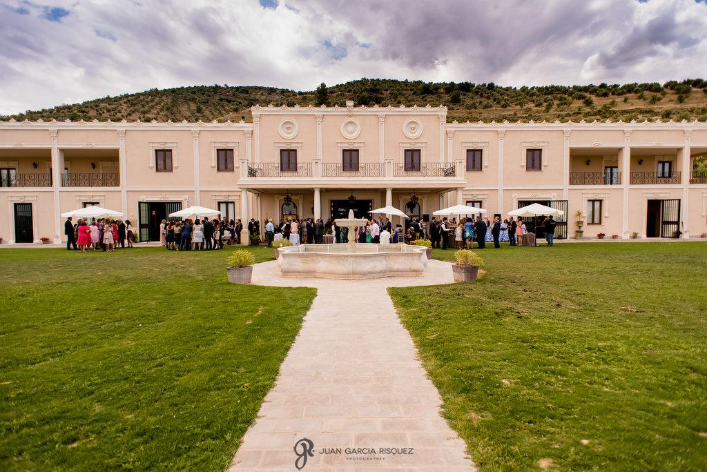 Carmen de San Cristóbal, un magnífico espacio para celebrar tu boda en Jaén