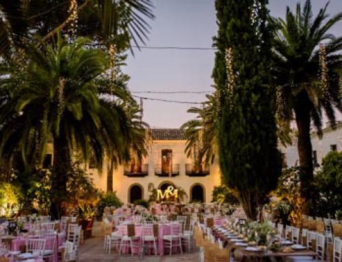 Once lugares donde casarte en Jaén