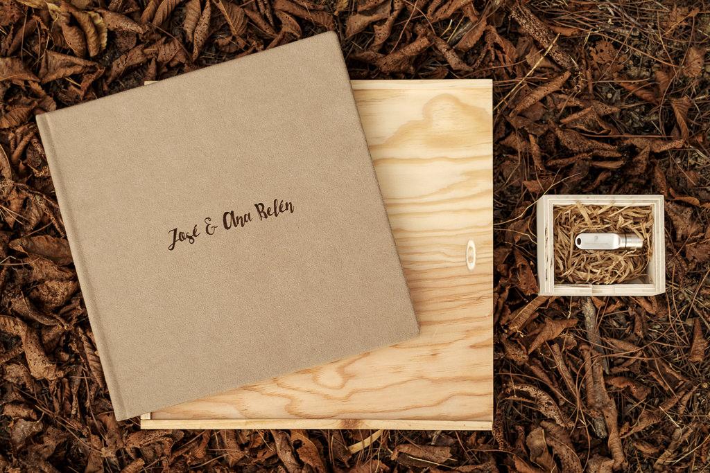 Nuestro álbum de bodas para el reportaje fotográfico diferente en Jaén