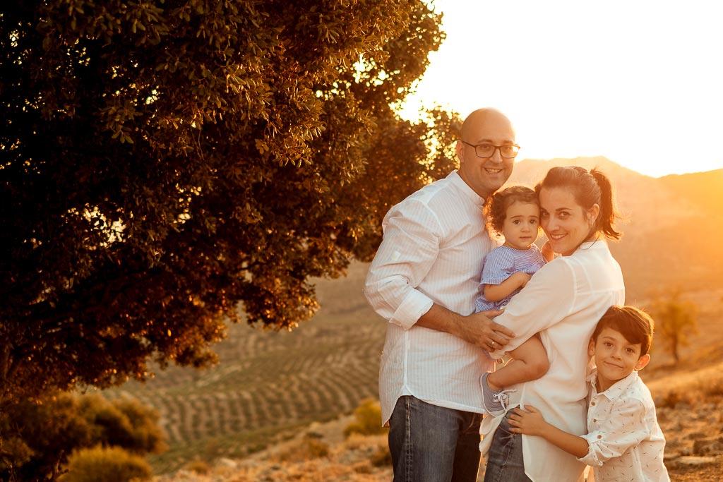 Fotografía con los integrantes del equipo de Juan Garcia Risquez fotógrafo