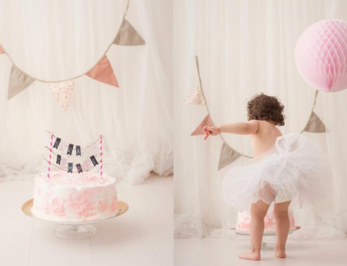 Fotos de Smash Cake: un recuerdo fotográfico muy dulce