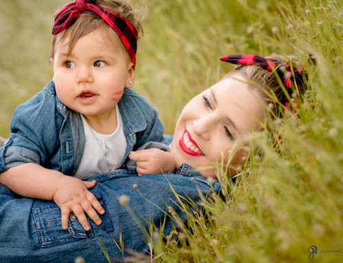 Álbum de seguimiento mes a mes para bebés