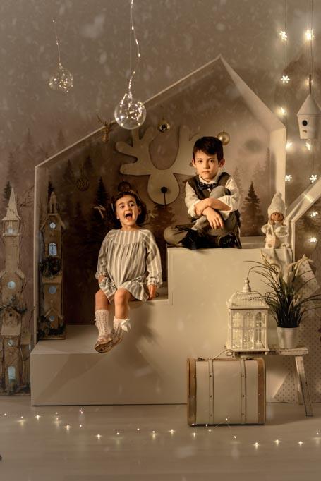 fotografías de navidad diferentes en Jaén