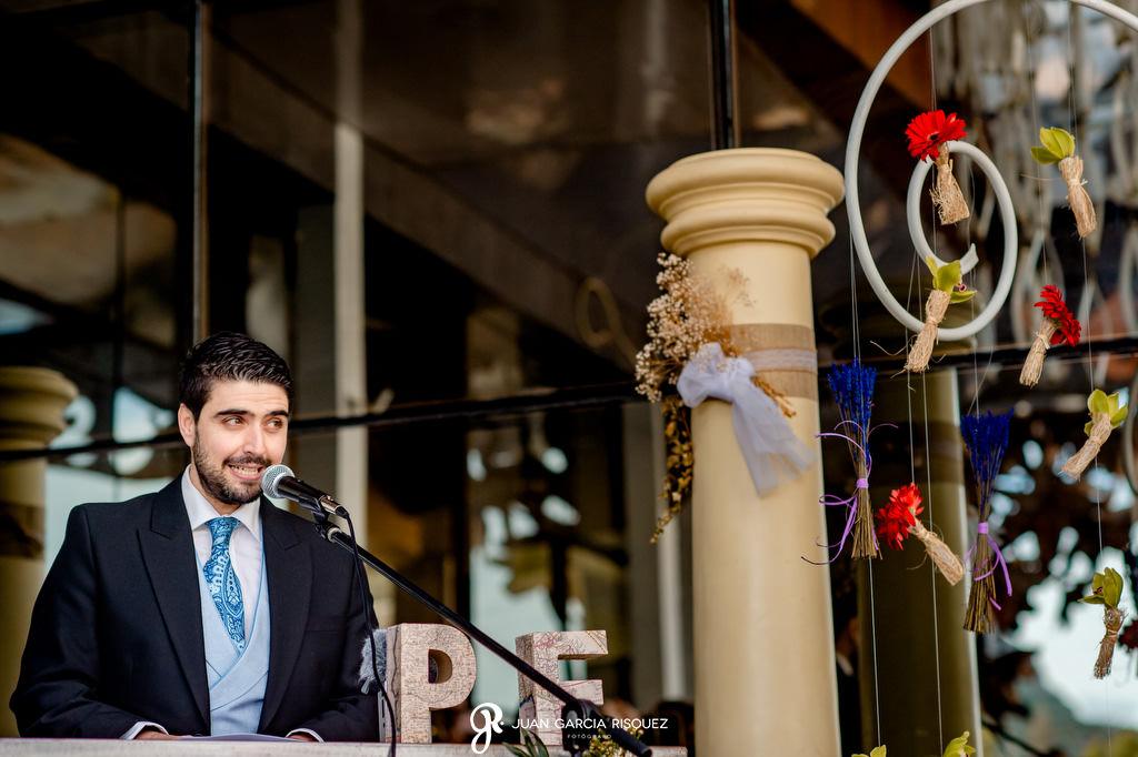 Discurso en una boda civil