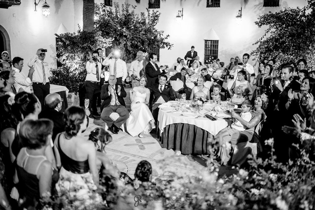 Reportaje de fotos de boda de miguel y maria en Martos Jaen